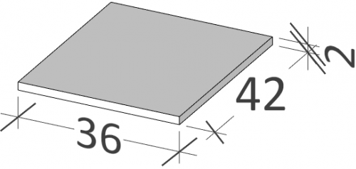 46   Dolní deska   BUDDY   360 x 420   Forsted