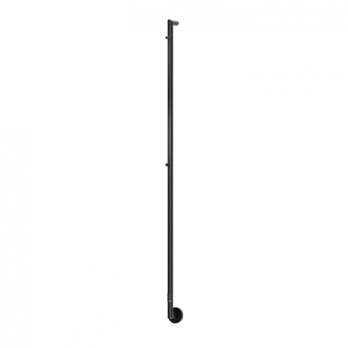 Radiátor EINAR | černá-mat | 90 × 1680 mm