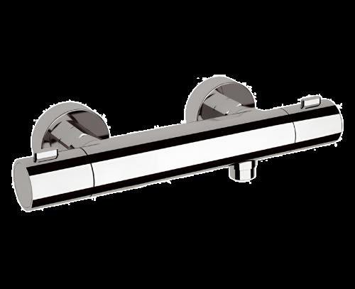 EQ 31   Sprchová baterie   Termostatické   chrom lesk
