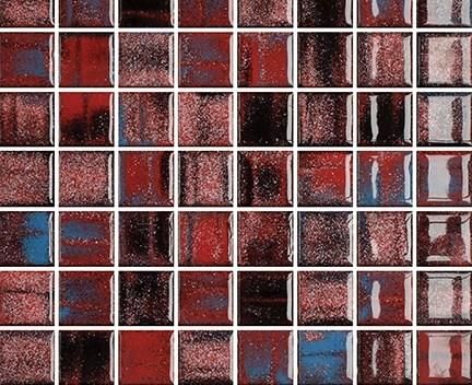 Mozaika Fantasy 29 Red Pepper | 38x38mm | lesk