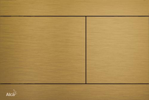 Ovládání WC modulu Flat Fun | zlatá mat