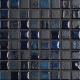 Mozaika Fusion 70 Black & Blue   18x18mm   lesk