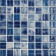 Mozaika Fantasy Blue | 38x38mm | lesk