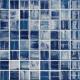 Mozaika Fantasy 70 Blue   38x38mm   lesk