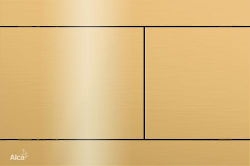 Ovládání WC modulu Flat Fun | zlatá lesk