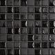 Mozaika Fusion 99 Black & Black | 18x18mm | lesk