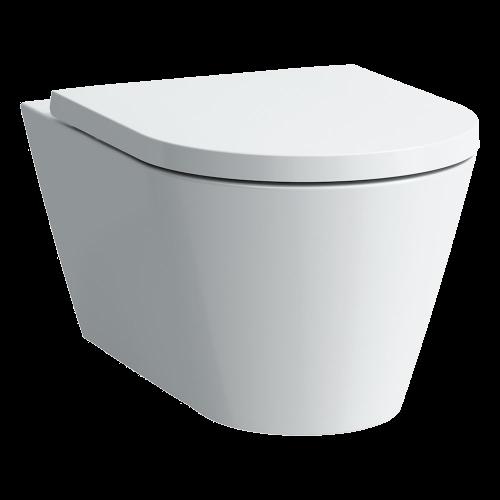 WC KARTELL BY LAUFEN | 545 x 370 x 355 | závěsné | bílá