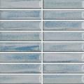 Mozaika Glossy Caribe   18x78mm   lesk