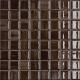 Mozaika Glossy Cocoa   38x38mm   lesk