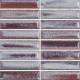 Mozaika Glossy Lilac | 18x78mm | lesk