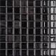 Mozaika Glossy Black   38x38mm   lesk