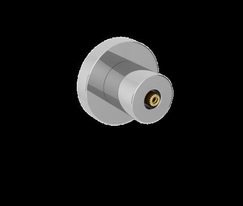 "Podomítkový ventil 5th AVENUE | 1/2"" | černá mat"