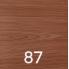 Deska pod umyvadlo | 1200 x 500 x 42 | MDF | Walnut