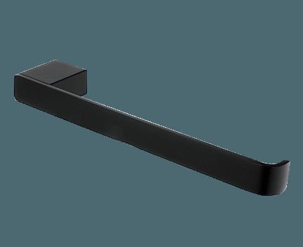 Držák ručníku Kibo   21 cm   černá mat