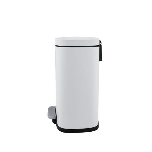 Kosmetický odpadkový koš | 5L | 210 x 305 | bílá