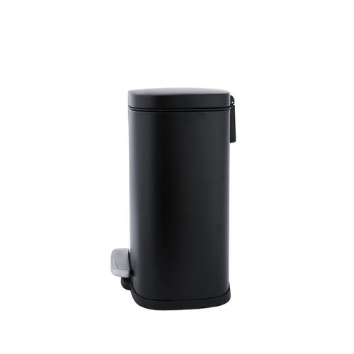 Kosmetický odpadkový koš   5L   210 x 305   černá