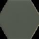 Dlažba Kromatika GREEN | 116 x 101 | mat