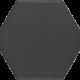 Dlažba Kromatika BLACK | 116 x 101 | mat