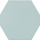 Dlažba Kromatika BLUE CLAIR | 116 x 101 | mat
