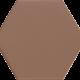 Dlažba Kromatika CLAY   116 x 101   mat