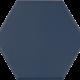 Dlažba Kromatika NAVAL BLUE | 116 x 101 | mat