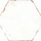Dlažba Bohemia | Hexagon 210 x 250 | Lino White