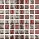 Mozaika Luxor 32 Pink   18x18mm   lesk