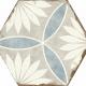 Dlažba Bohemia | Hexagon 210 x 250 | Margarita