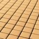 Mozaika Matt Beige   18x18mm   mat
