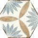 Dlažba Bohemia | Hexagon 210 x 250 | Miranda