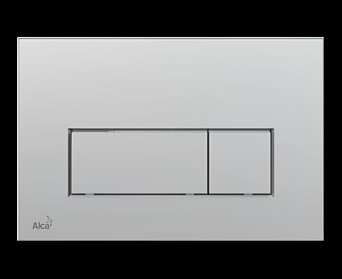 Ovládání WC modulu Alca M572- chrom - mat