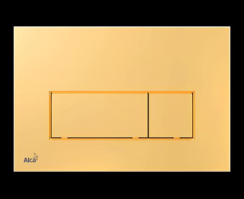 Ovládání WC modulu Alca M575- zlatá