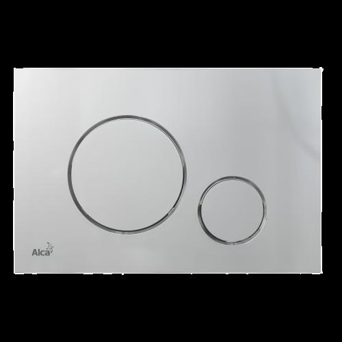 Ovládací WC modul M672   chrom