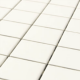 Mozaika Matt White | 38x38mm | mat