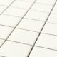Mozaika Matt White   38x38mm   mat
