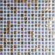Mozaika Luxor 50 Greenish Blue   18x18mm   lesk