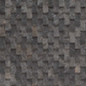 Deco Mirage Dark | 333x1000 | mozaika
