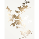 Obklad ConCreta Bianco Flower   325x977   mat
