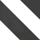 Dlažba Neocim Classic Decor Diago Noir | 200x200 | mat