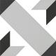 Dlažba Neocim Classic Decor Optique Titane | 200x200 | mat