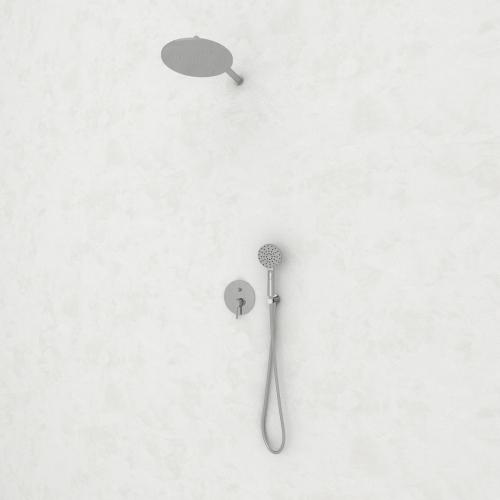 Sprchový set Circulo M | pákový podomítkový s ruční sprchou