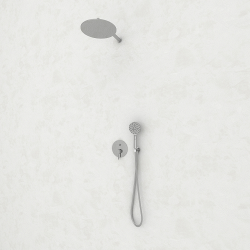 Sprchový set Circulo P   pákový podomítkový s ruční sprchou