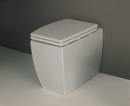 WC OLYMPIC 370 x 550 x 420   stojící   bílý
