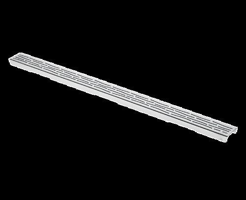 Okrasná lišta Organic rohová lesklá