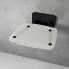Sedátko Ovo B | OPAL/BLACK | 360 x 360