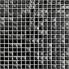 Mozaika Oxide 99 Black & Silver   18x18mm   lesk