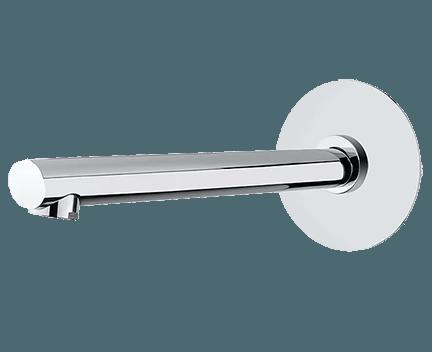 Výtoková hubice MINÚ 200 mm | umyvadlová | nástěnná
