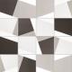 Dlažba Neocim Plus Patchwork Origami Noir | 200x200 | dekor