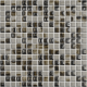 Mozaika Oxide 02 Pearl & Silver | 18x18mm | lesk