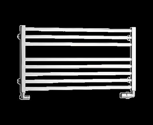 Radiátor Avento | 905x480 mm | chrom lesk